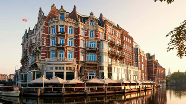Hotel - Marie Amsterdam (Hotel De L'Europe), Amsterdam