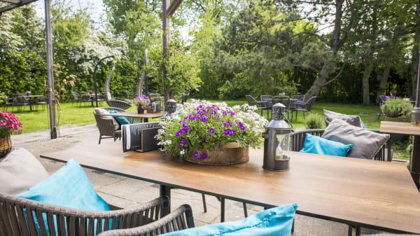 Terras - Restaurant Prins Hendrik, Oosterend (Texel)