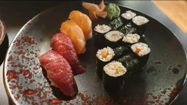 Sugerencia del chef - Naoki, Zaragoza