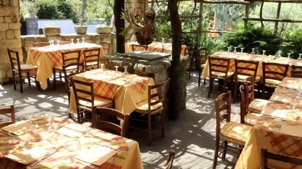 terrazza - Al Vecchio Capannaccio, Forio