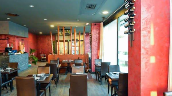 Vista sala - Sushi e Involtini, Biassono