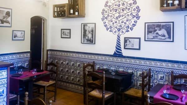 Vista sala - Amici Miei - Taverna Italiana, Vic