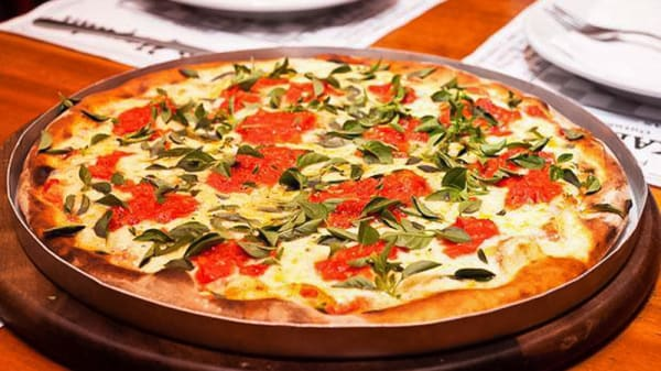 Pizza - Prestíssimo Pizza & Vinho, São Paulo