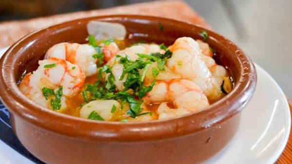 Sugerencia del chef - El Pintxo de Petritxol, Barcelona