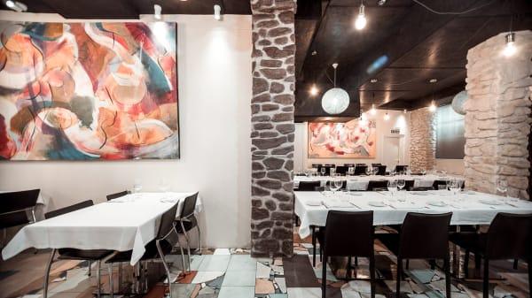 Sugerencia del chef - Asador Mercaderes, Pamplona