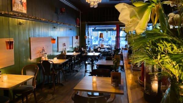 Het restaurant - Het Walletje, Delft