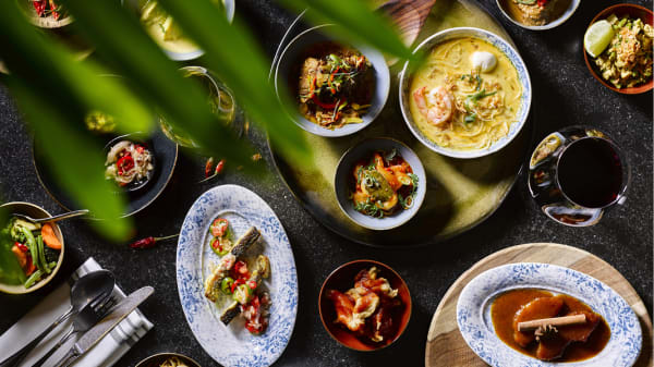 Mama's Favourite Rijsttafel - Mama Makan Indonesian Kitchen, Amsterdam
