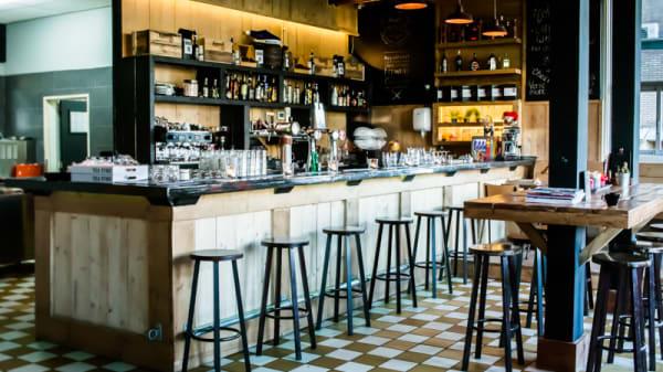 Bar - inrichting - Heerlijk Lokaal, Apeldoorn