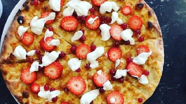 Suggestie van de chef - de Keizer Grillroom & Pizzeria, Raamsdonksveer