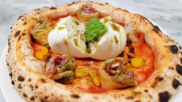 """Suggerimento dello chef - Pizzeria-Loungebar """"Whatsapp"""", Quarto"""