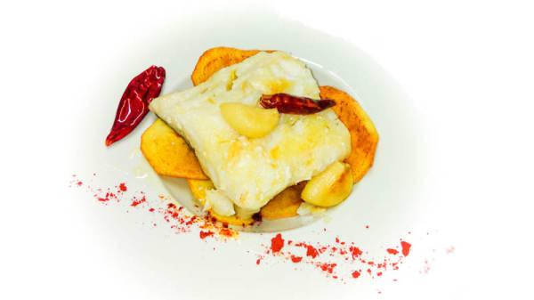 sugerencias del chef - Los Baldios, Cáceres