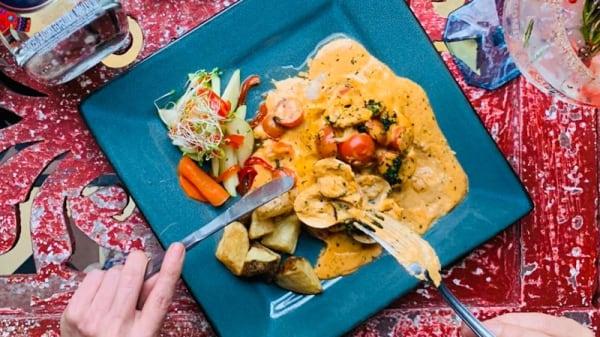 Sugerencia de plato - El Aquelarre, Bogotá