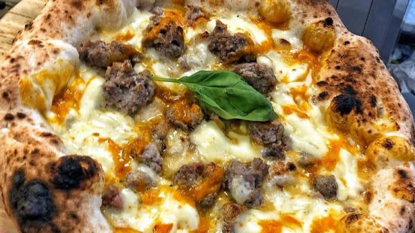 Suggerimento dello chef - Pizzeria Vincenzo Capuano, Napoli