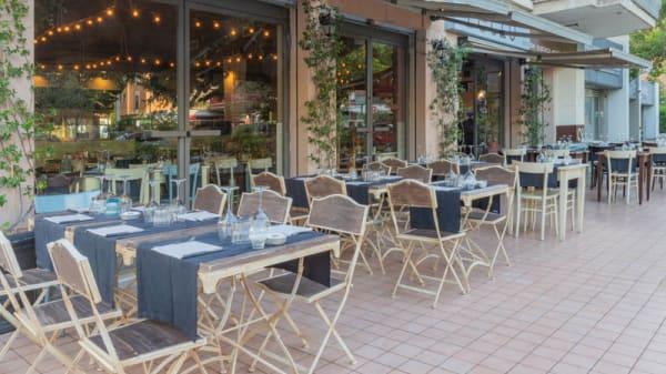 Terrazza - Retro Food&Wine, Rome