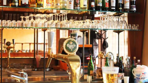 Aperçu du bar - Le Gandhi, Morges