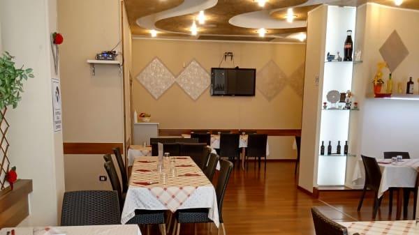Sala - Trattoria Pizzeria Rostypizza, Nardò