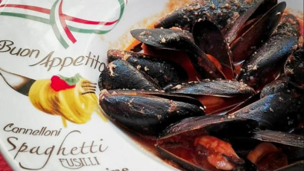 Sugerencia de plato - Pizzeria Marina piccola Blanes, Blanes
