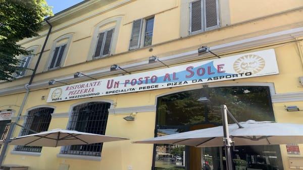 Entrata - Un Posto al Sole, Parma