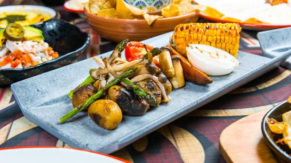 sugerencia del chef - Tango Grill, Barcelona