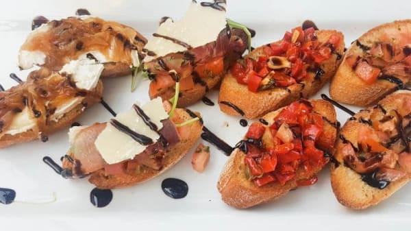 Sugerencia del chef - Alma Mia, Cala Bona