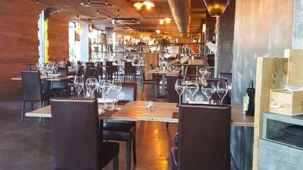 Interno - Mr Brown Restaurant, Verano Brianza