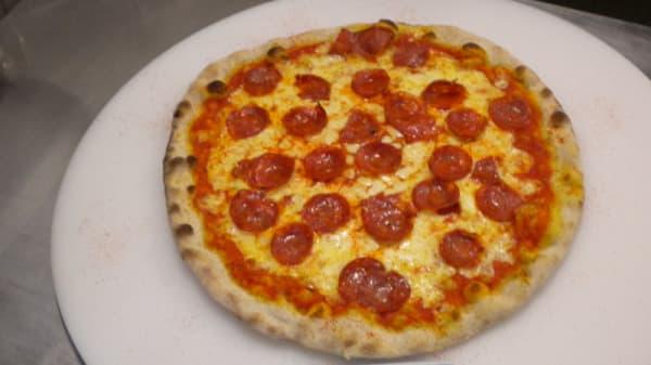 Suggestion du Chef - La Pizzeria Di San Miniato, Siena