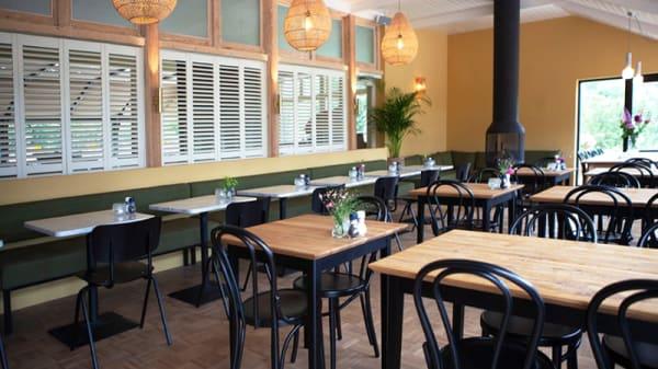 Restaurant - Duinpaviljoen de Uitkijk, Bloemendaal