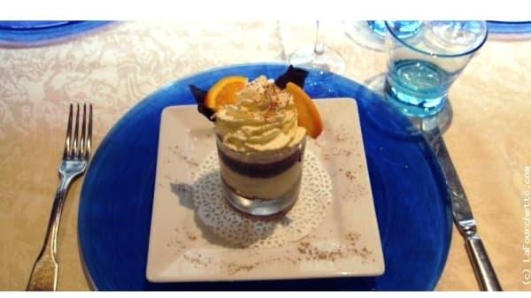 Dessert de la maison - Le Jacques Cartier, Saint-Malo