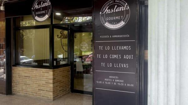 entrada - Instants Gourmet, Esplugues De Llobregat