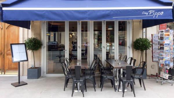 Terrasse - Chez Pippo, Paris