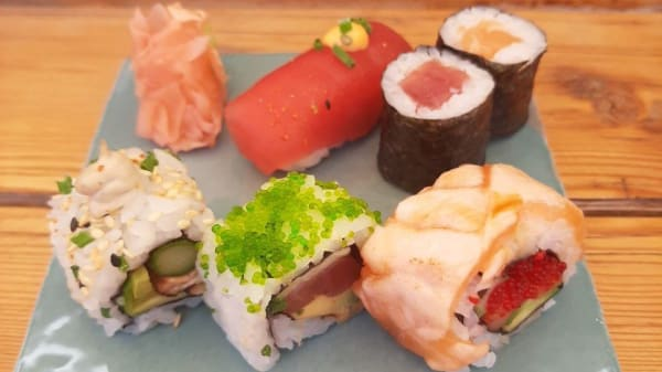 Wabi Sabi Sushi, Calvià