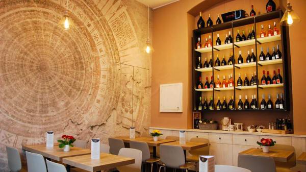 Vista sala - +39zerodue Restaurant Bistrot, Milan