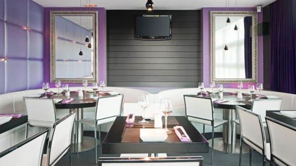 Vista sala - Sky Sushi, Pozuelo de Alarcón