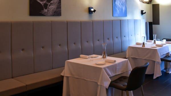 Interno - Andree restaurant, La Spezia