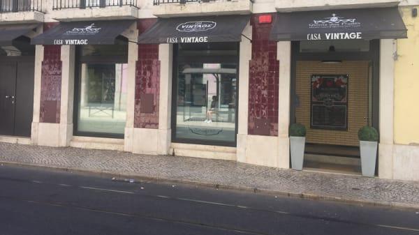 Entrada - Casa Vintage, Lisboa