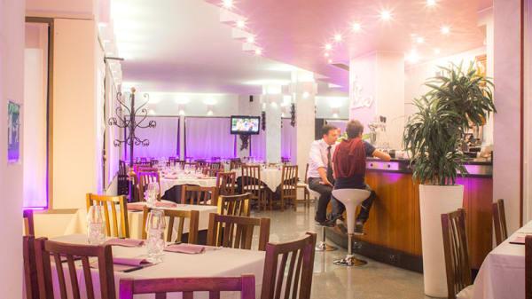 ingresso sala ristorante - Ristorante Il Fiore, Città di Castello
