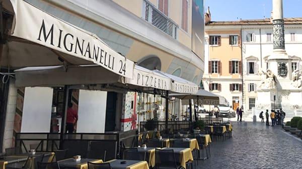 Terrazza - Mignanelli 24, Roma