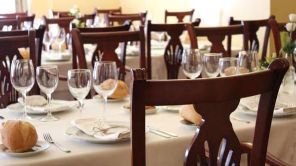 Vista mesa - Plaza, Torrejon De Ardoz