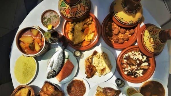Suggestion du Chef - La Casbah, Saint-Denis