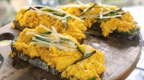 Sugerencia de plato - El jardín de Yume, Avilés
