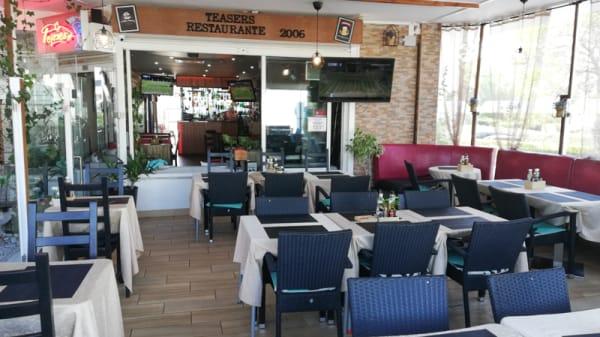 Sala - Teaser's Bar & Restaurant, Albufeira