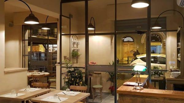 Vista sala - A' Puteca, Firenze
