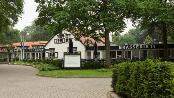 Restaurant - Brasserie 14, Nunspeet