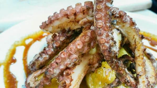 Sugerencia del chef - Bar Miralles, Nules