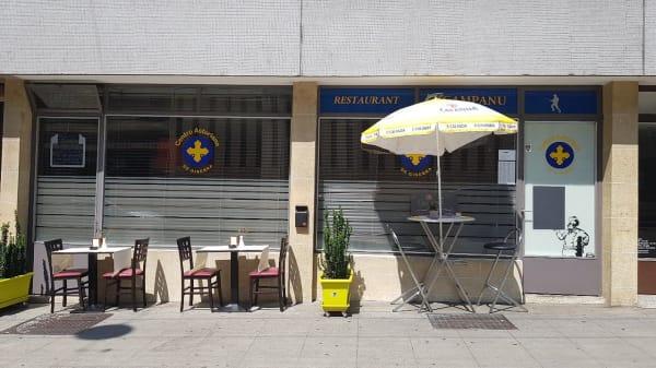 Entrée - Centro Asturiano - El Campanu, Genève