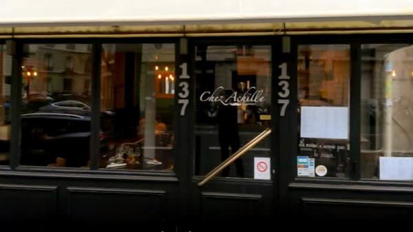 Entrée - Chez Achille, Paris