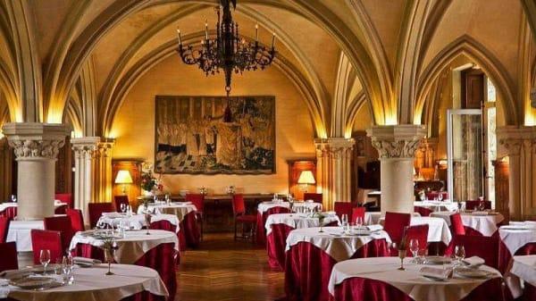 L'une des salles du domaine - Buffet-Déjeuner-Brunch aux Vaux de Cernay, Cernay-la-Ville