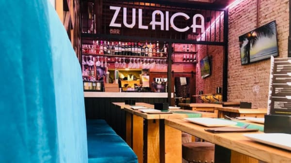 Vita sala - Zulaica bar, Málaga