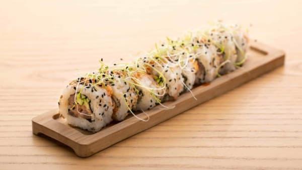Manzoku ramen&sushi, Barcelona