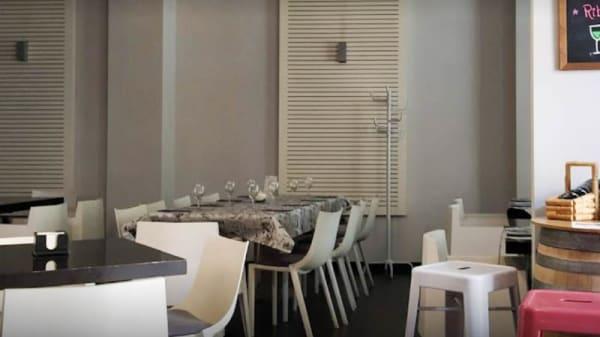 Vista de la sala - El ravalet, Bocairent